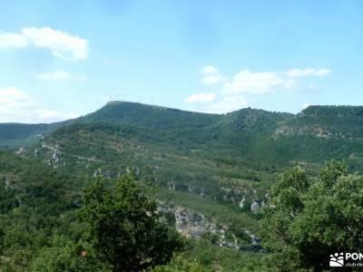 Sedano,Loras-Cañones Ebro,Rudrón;excursion madrid club de viajes ruta bola del mundo excursiones a